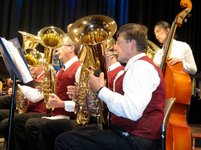 Herbstkonzert 2011 - Große Filmmusik, Stadtsaal Tulln, Fotos: Sandra Fleck