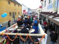 Faschingsumzug 2013, Hauptplatz Tulln, Fotos: Ernestine Rostek