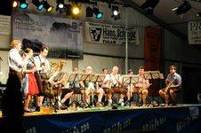 Landesmusikfest NÖ, Juni 2012, Tulln, Foto: Lukas Höckner