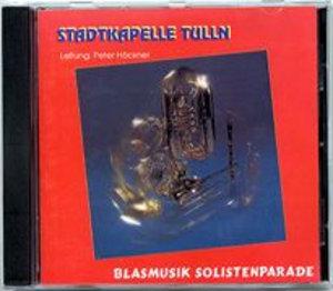 CD,MC Solistenparade Cover