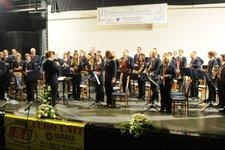 Konzertfahrt zum Mitteleuropa-Blasmusikfest, April 2013, Fotos: Stadtkapelle Tulln