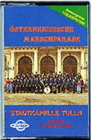 MC,LP Österreichische Marschparade Cover