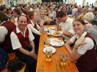 Marschwertung 2012, Saatz, Foto: Lukas Höckner