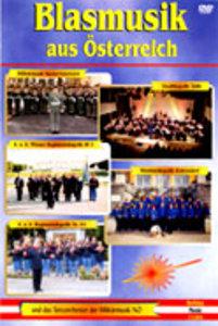 DVD Blasmusik aus Österreich Cover